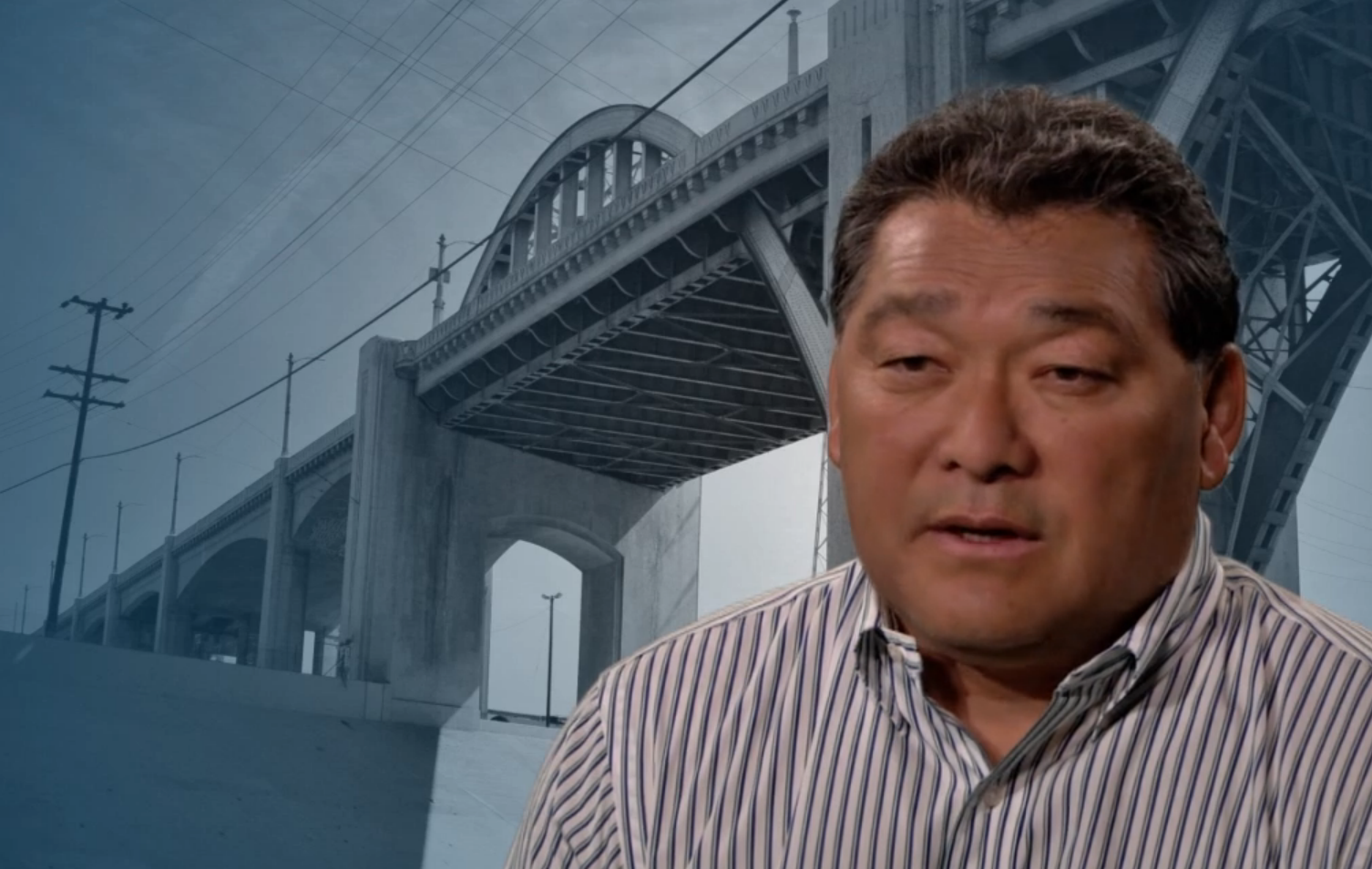 KCET Interviews John Yonai for NELA Project
